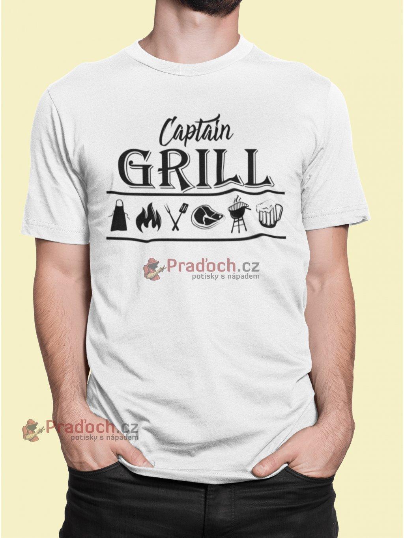 captain grill vyprodej