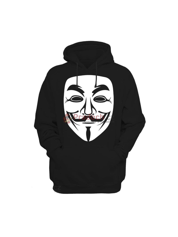 anonymous mikina vyprodej min