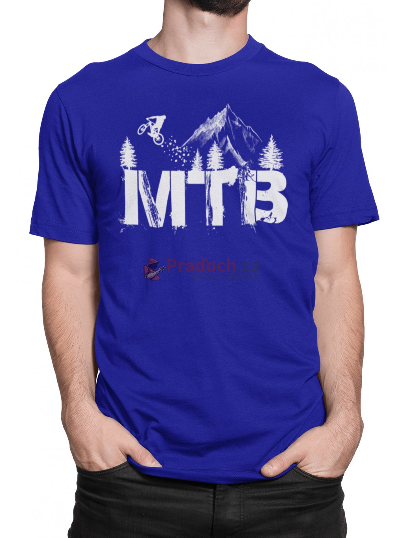 mtb mountain modre tricko min