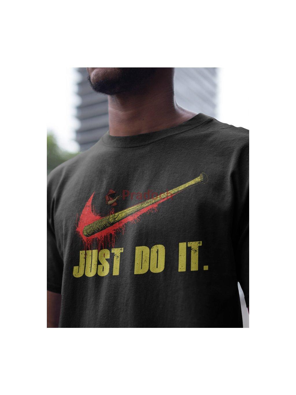 Tričko The Walking Dead - Just do it
