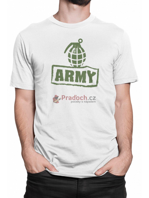 army granat bile triko