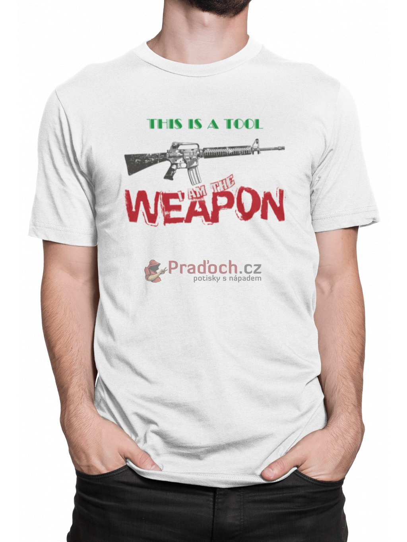 i am the weapon bile triko