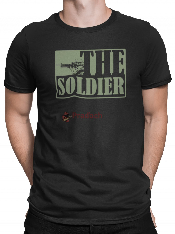 the soldier cerne triko