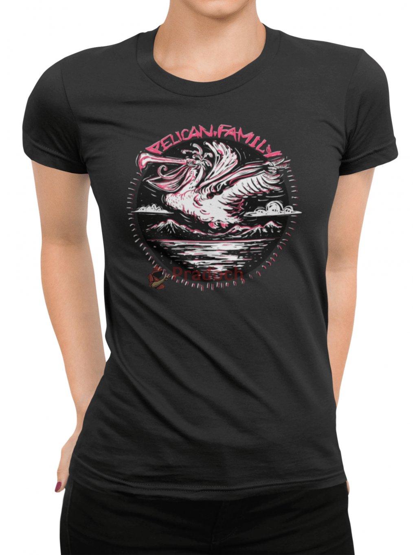 pelikan cerne damske triko min