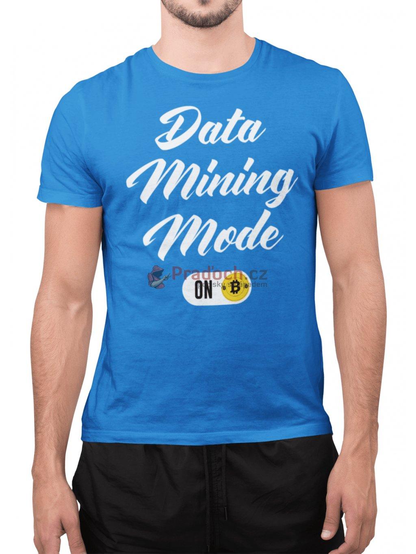 mining mode modre tricko min