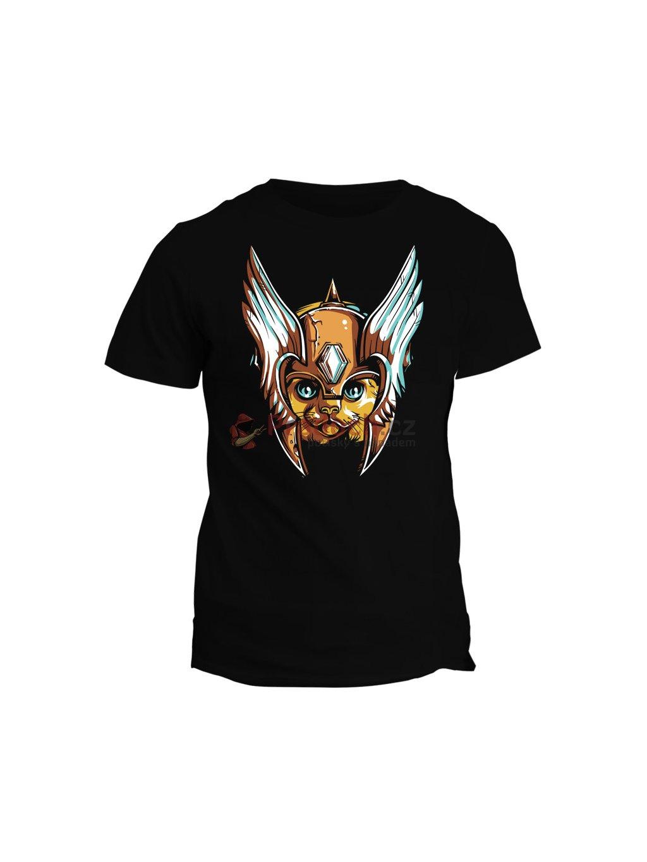 Tričko Vikingové - Thor Cat