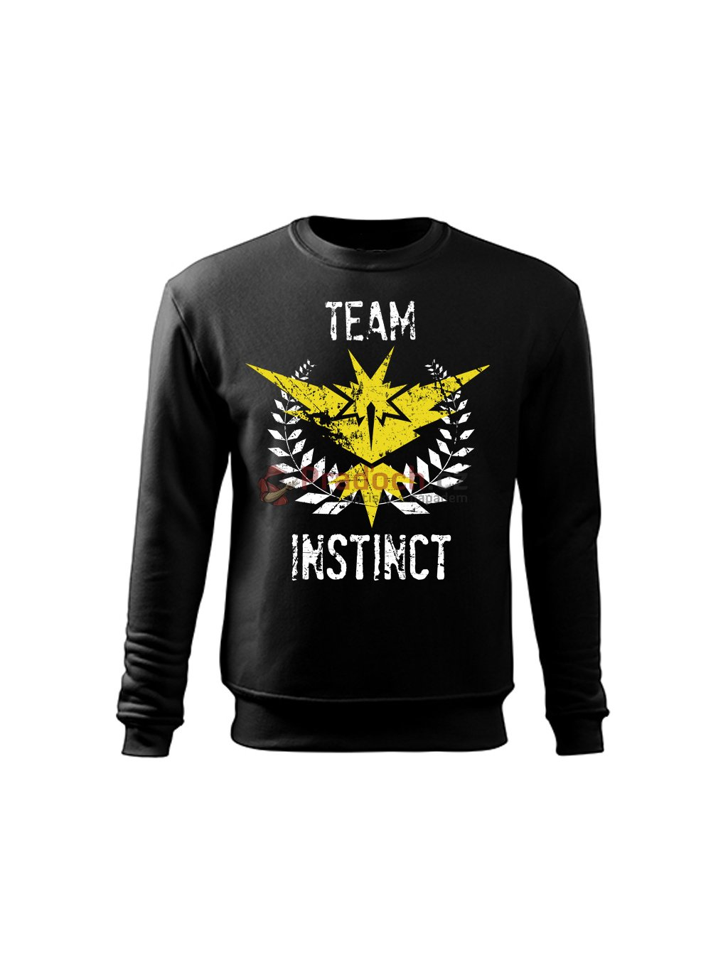 Unisex mikina Pokemon Team Instinct