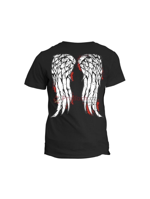 Tričko The Walking Dead - Wings