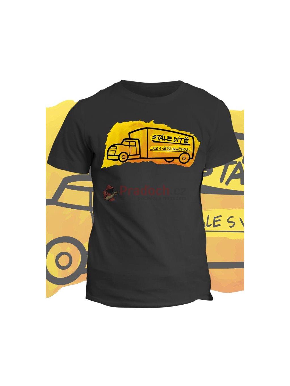 Profesní tričko Kamioňák