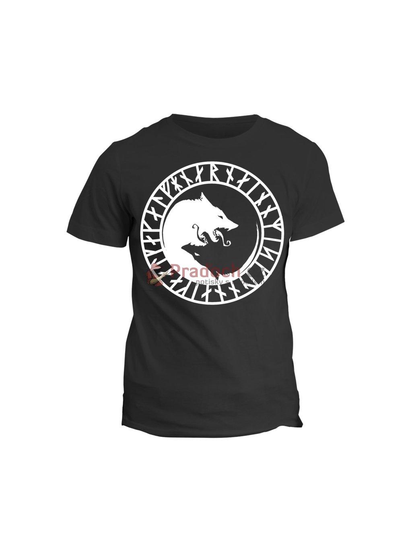 Tričko Vikingové - Vikings Wolf