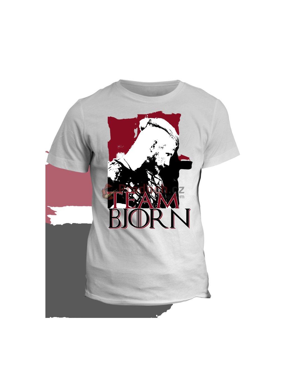 Tričko Vikingové - Team Bjorn
