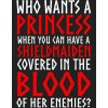 Tričko Vikingové - Shieldmaiden