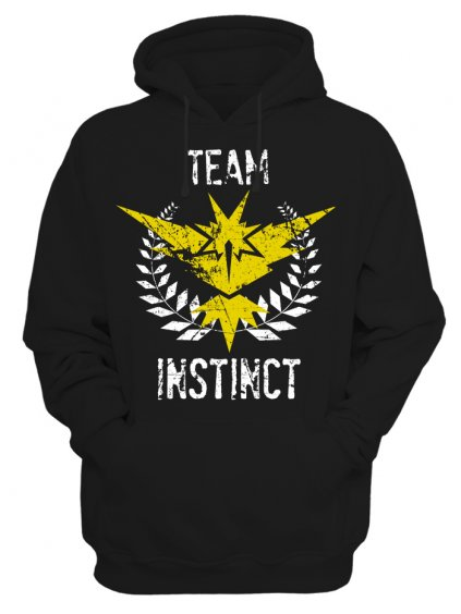 Mikina Pokemon Team Instinct