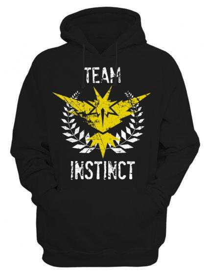 Pánská mikina Pokemon Team Instinct