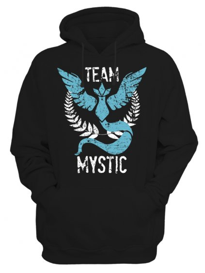 Pánská mikina Pokemon Team Mystic