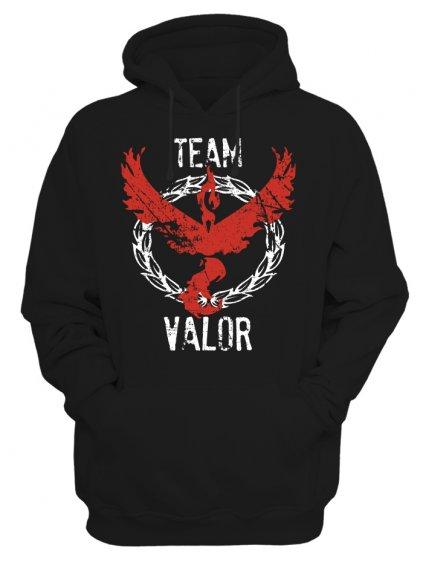 Pánská mikina Pokemon Team Valor