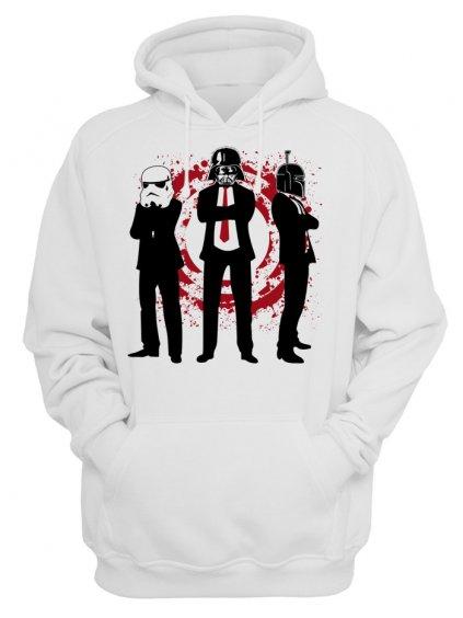 Pánská mikina Star Wars Badass team