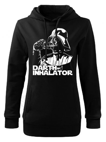 Dámská mikina Star Wars Darth Inhalator