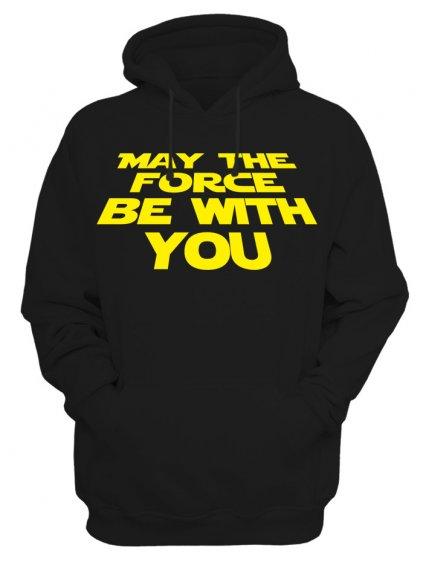 Pánská mikina Star Wars May the force