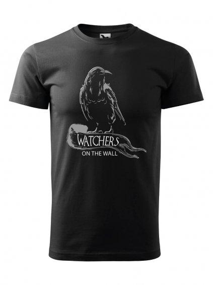 Tričko game of thrones - Watchers