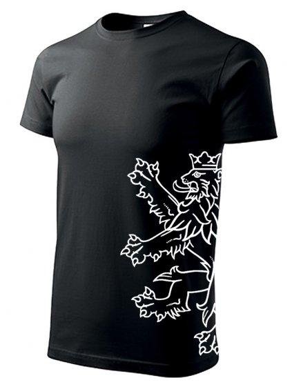 Tričko s potiskem Lev s vlastním jménem
