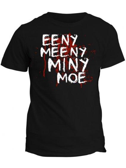 Tričko The Walking Dead - Eeny Meeny