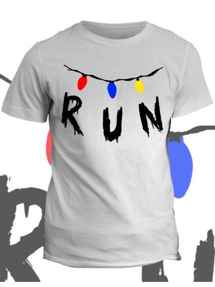 Tričko Stranger Things Run