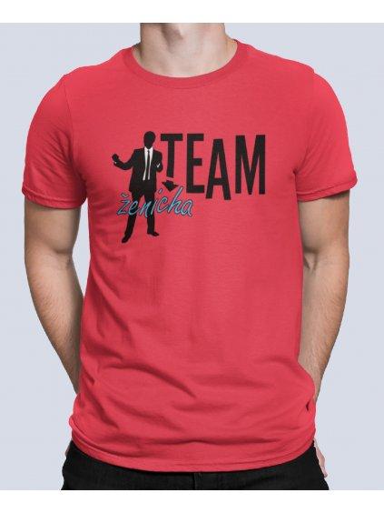 team zenicha suit shirt
