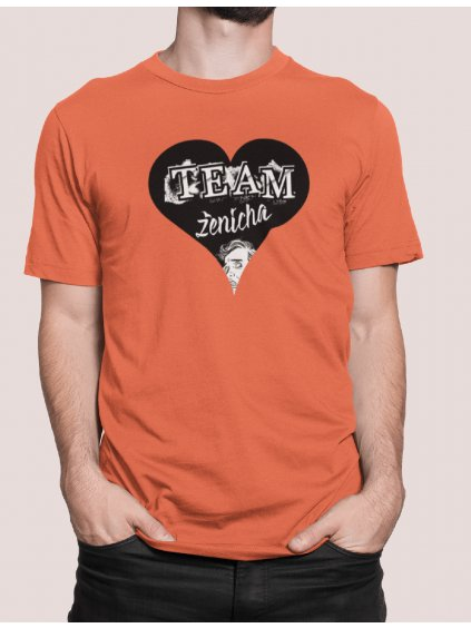 team zenicha heart shirt min