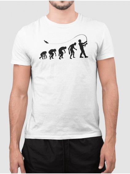 rybar evoluce triko bile min