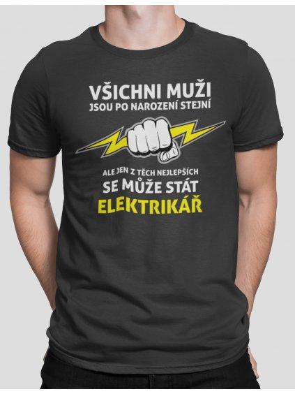 elektrikar cerne triko min