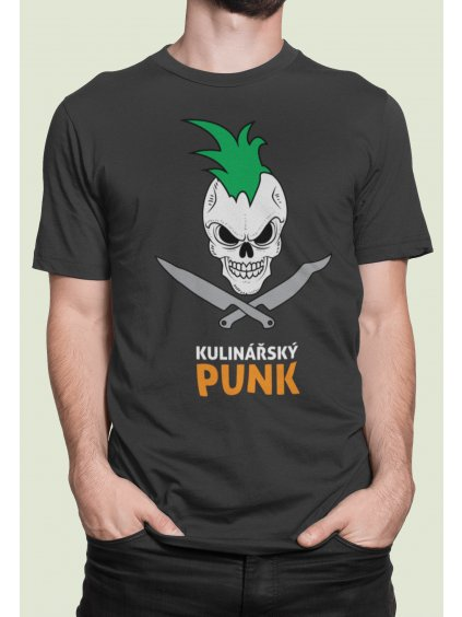 kulinarsky punk cerne triko min