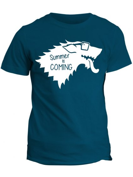 Tričko Game of Thrones - Summer is coming 2