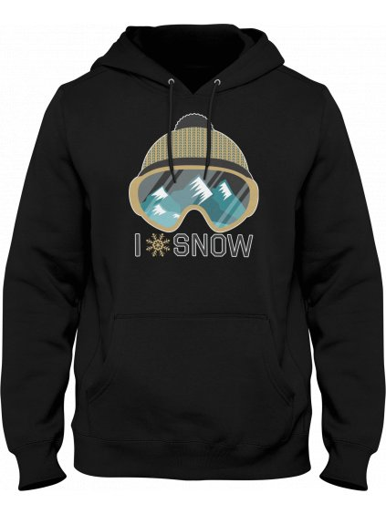 I love snow min