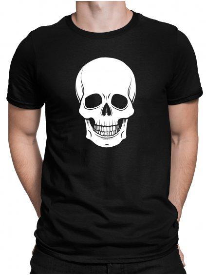 mockup skull světlo min