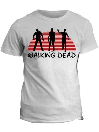 Tričko The Walking Dead - Walking Dead