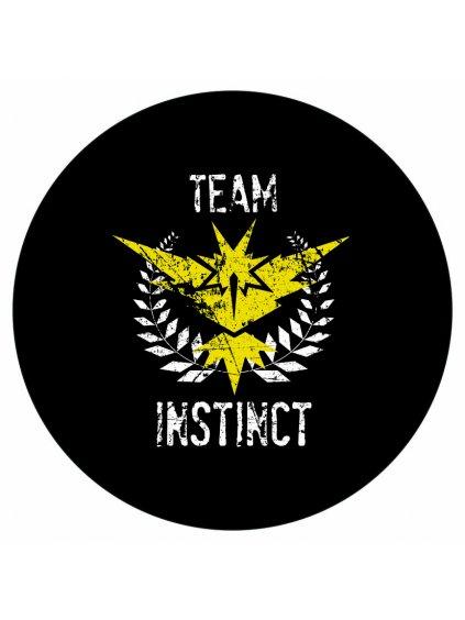 Samolepka Pokemon Team Instinct