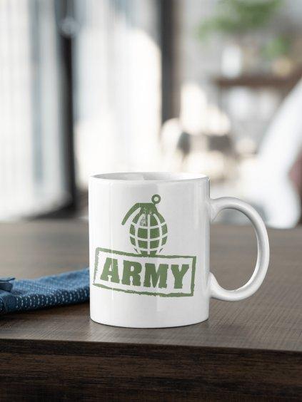 army granat hrnek min