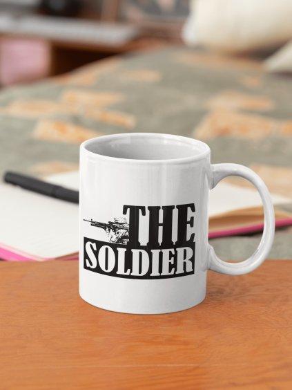 the soldier hrnek min