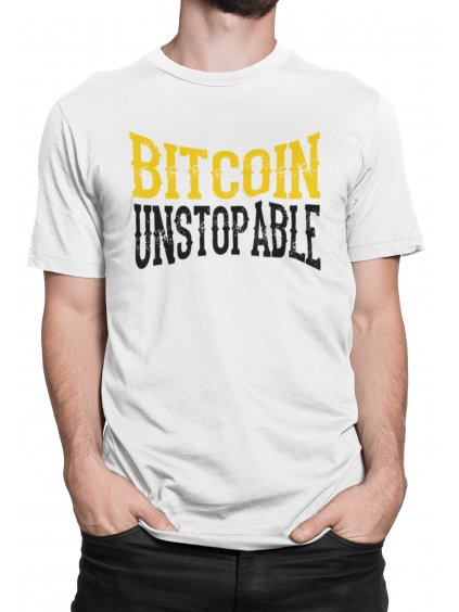 bitcoin unstopable bile tricko min