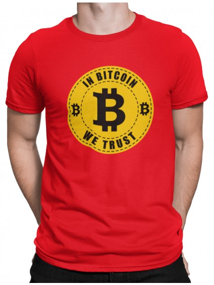 bitcoin we trust cervene tricko min