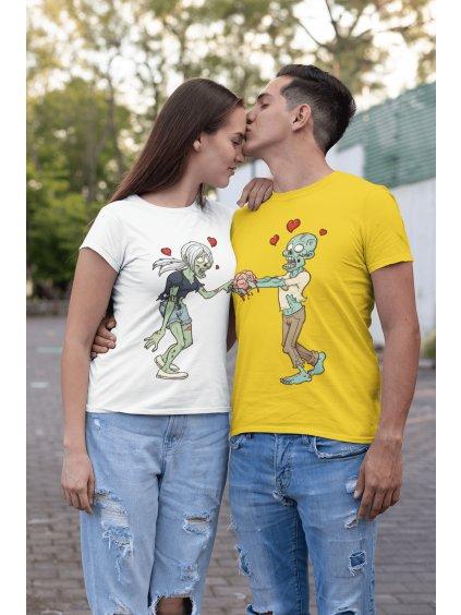 zombie love triko
