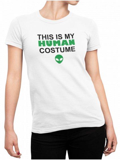 human costume bile triko min