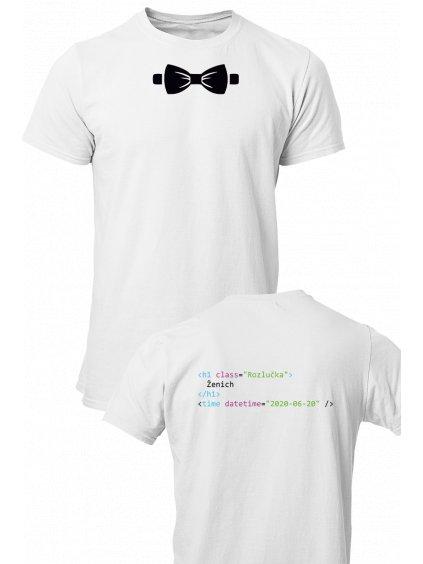 Geek zenich triko