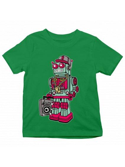 triko robot dancer