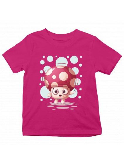 triko vesela houba