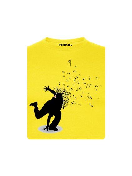 Tričko s potiskem Pařmen