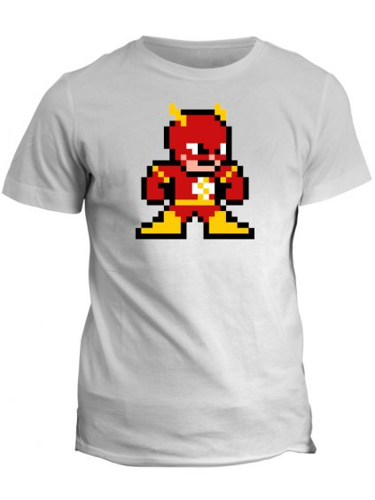Tričko Flash 8bit