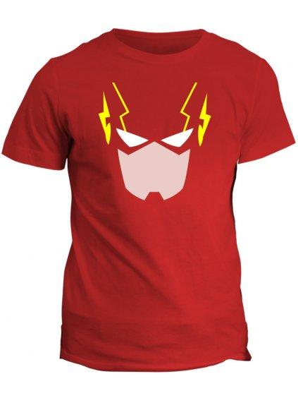 Tričko Flash face