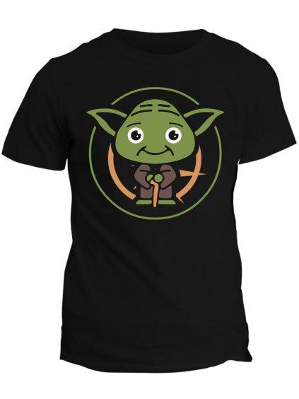 Tričko s potiskem Star Wars Jedi master - Pradoch.cz b9d3b67600